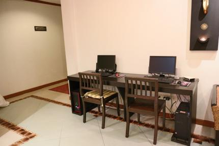 프레지던트 호텔 우돈 타니
