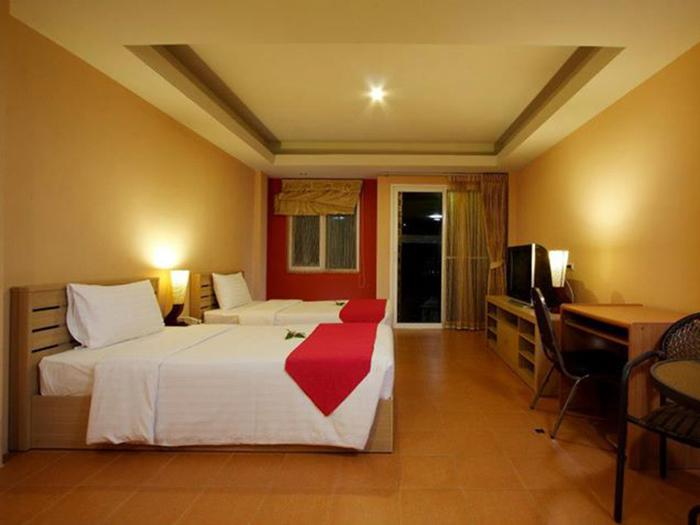 蓝海公寓酒店