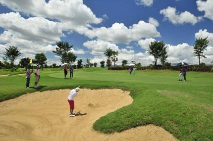 치앙마이 인타논 골프 앤 내추럴 리조트