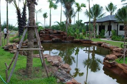 Jurassic Mountain Resort & Fishing Park
