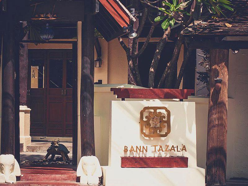 Bann Tazala