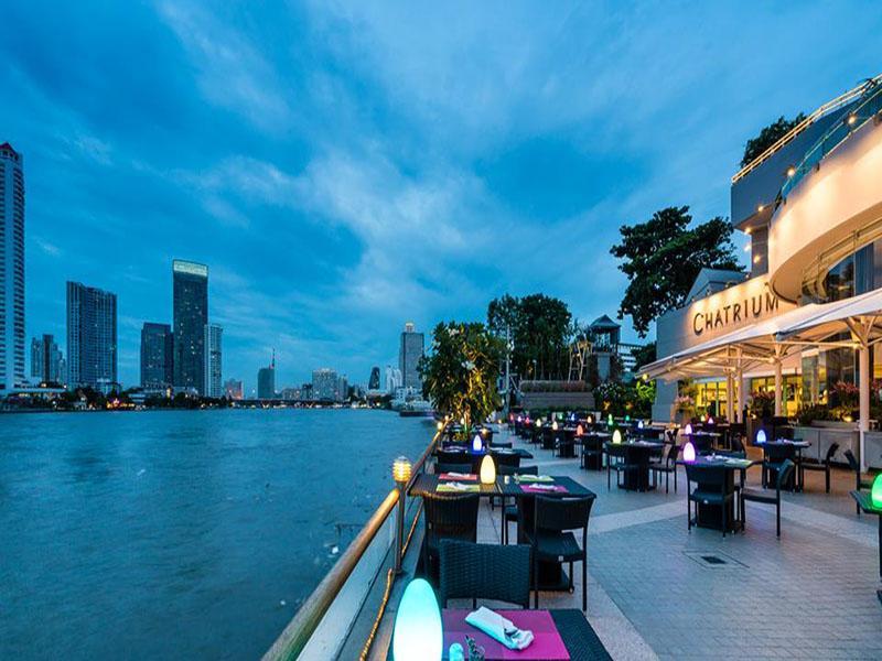차트리엄 리버사이드 방콕