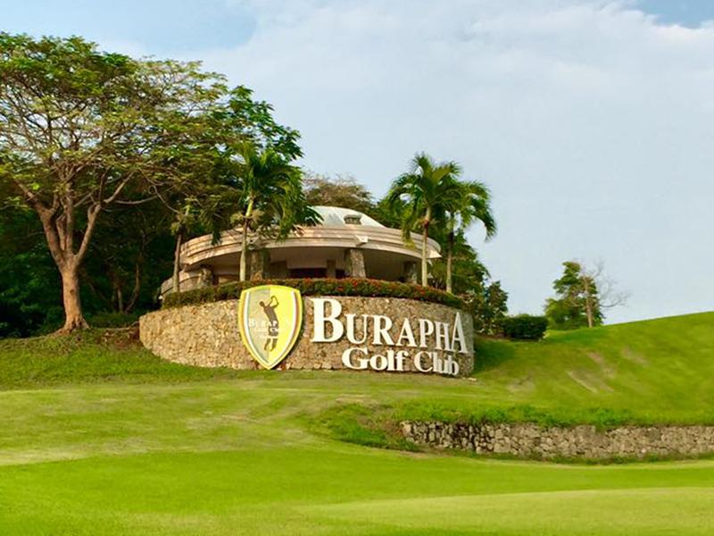 Burapha Golf and Resort