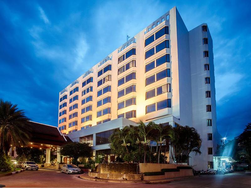 โรงแรมลายทอง