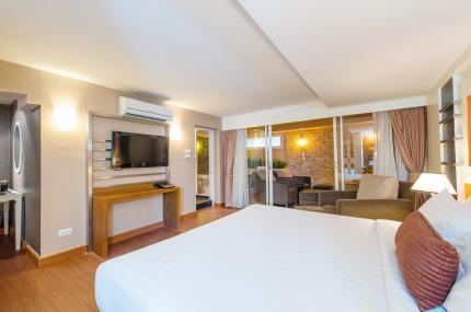 曼谷金钥匙酒店