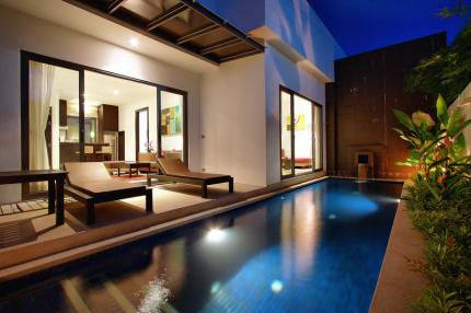 Seastone Pool Villa