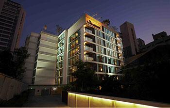 曼谷素坤逸24号奥克伍德酒店