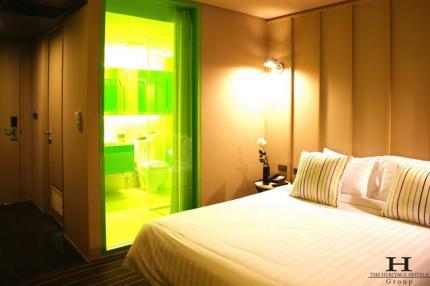 曼谷遗产酒店