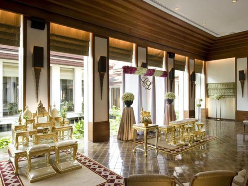 โรงแรมเดอะ สุโขทัย กรุงเทพ