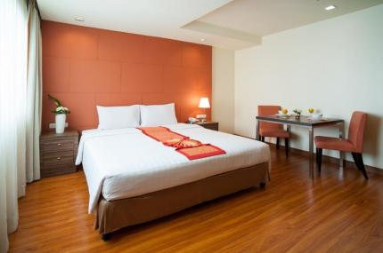 曼谷阿斯彭套房酒店