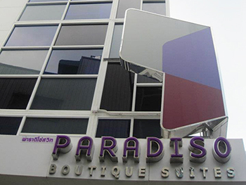 Paradiso Boutique Suites