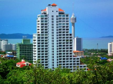 Abricole Pattaya (Formerly name Pattaya Hill Resort)