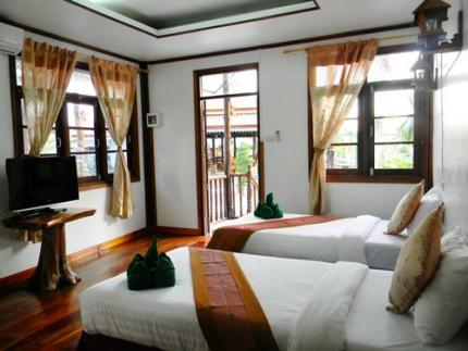 Bu-Nga Resort