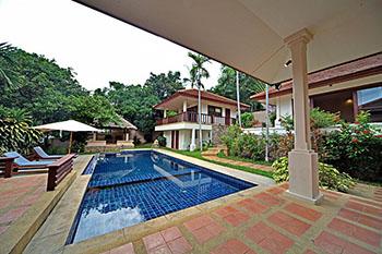 Summitra Pavilion Villa No. 9