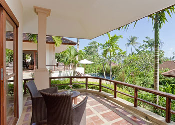 Summitra Pavilion Villa No. 5