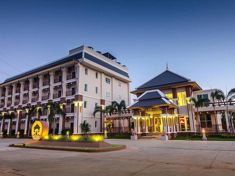 โรงแรม เดอะ เลค ขอนแก่น