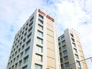 โรงแรม เดอะซิตี้ ศรีราชา