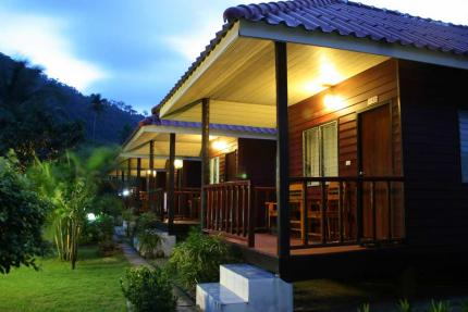 Central Cottage Resort