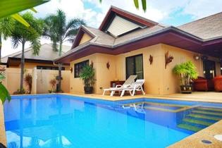 Le Bonheur Villa Hua Hin