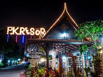 P K  Resort