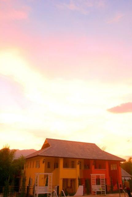 บ้านกุงแกง เดอ ปาย รีสอร์ท