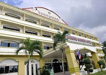 โรงแรม ระนอง การ์เด้น