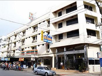 甲米城市酒店