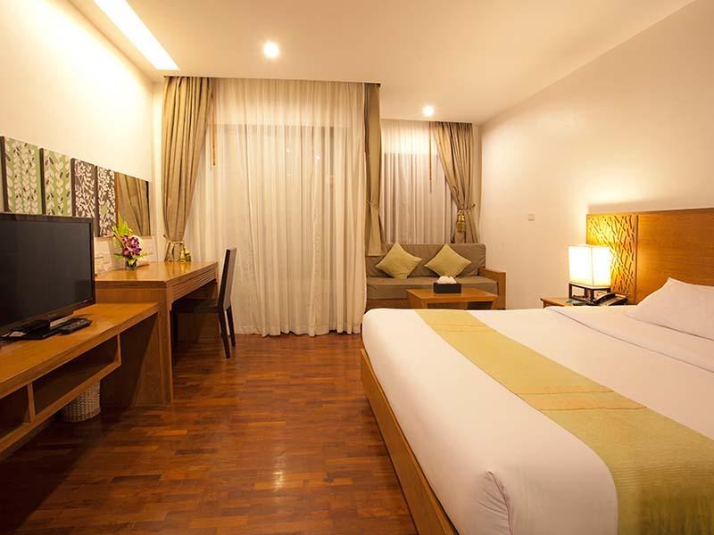 โรงแรม เอริก้า ลอด์จ พัทยา