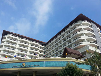 โรงแรม จอมเทียนธานี