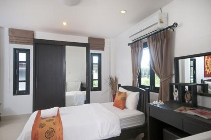 Baan Santhiya Private Pool Villas