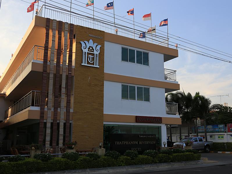 โรงแรมธาตุพนมริเวอร์วิว