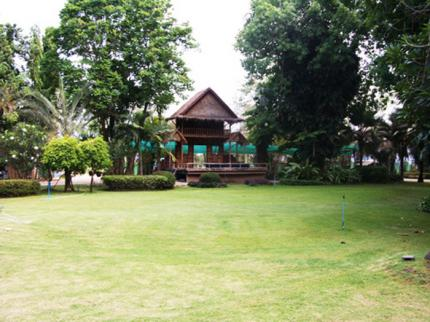 River Kwai Botanic Garden Resort