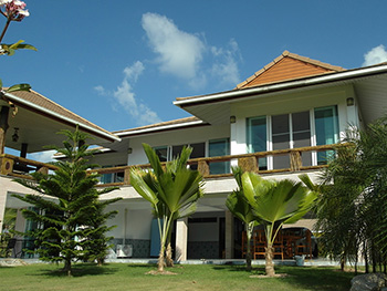 Thipburi Resort