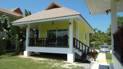 Thipburi Resort