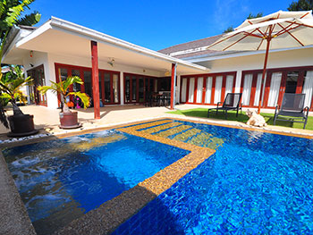 Thiva Pool Villa Hua Hin