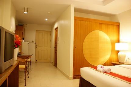โรงแรมเบลล่า วิลล่า พรีม่า พัทยา