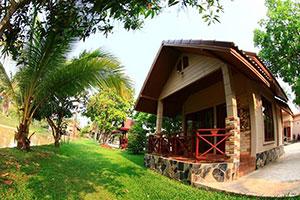 Sangthong Resort Nong Khai