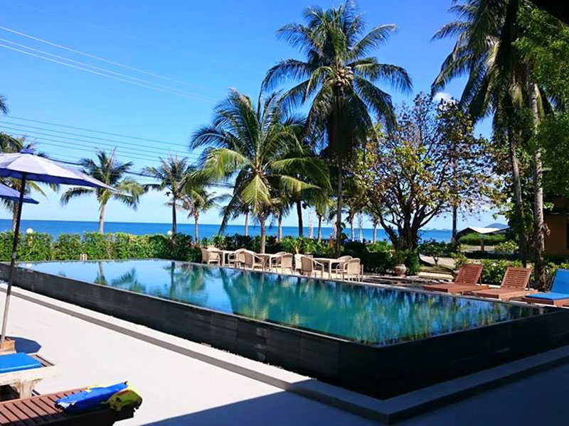 Keeree Waree Seaside Villa