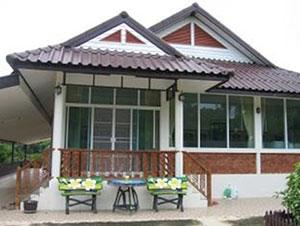บ้านนับดาว สุพรรณบุรี