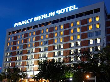 プーケットメルリンホテル