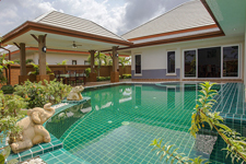 Thammachat P3 Victoria Villa