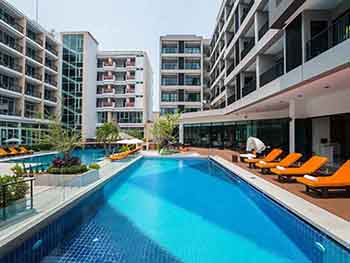 Trio Hotel Pattaya Hotel