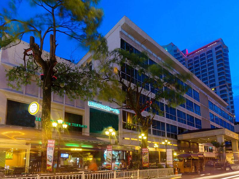 スリウォンホテル