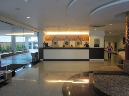 โรงแรมวังบูรพา แกรนด์