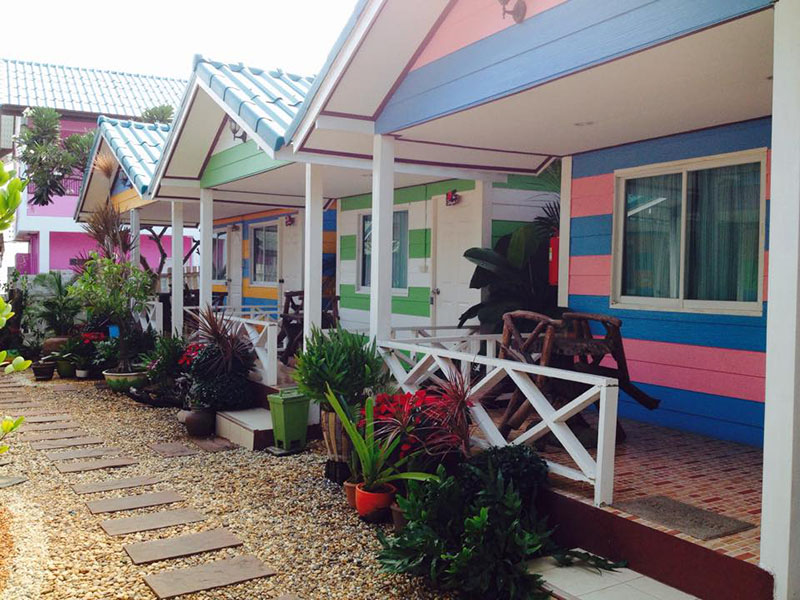 拉林岛拉里塔度假村