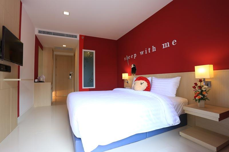 Sleep with Me Hotel Design Hotel