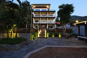 โรงแรมชานทะเล