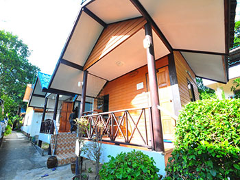 Tarntawan Resort Ao Cho