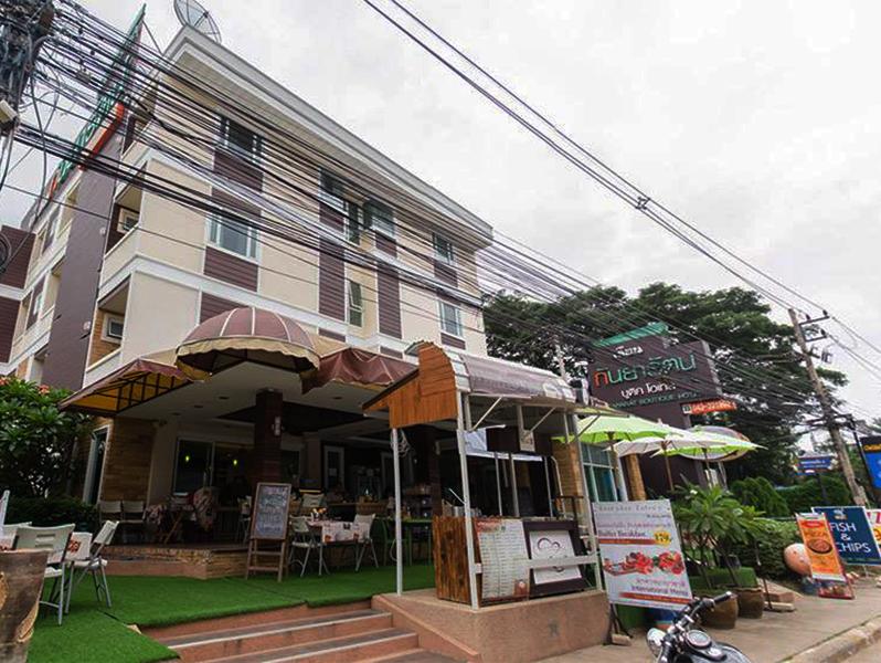 Ruean Kanyarat Boutique Hotel