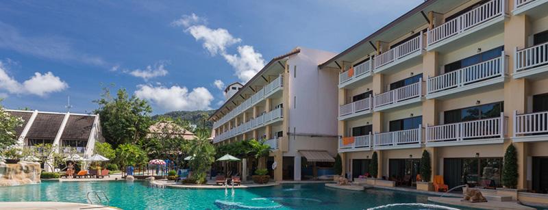 塔拉芭东海滩度假村普吉岛 泰国 - 在线预订,最低价格